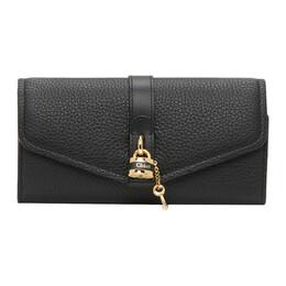 Chloe Black Long Aby Wallet CHC20SP313B71
