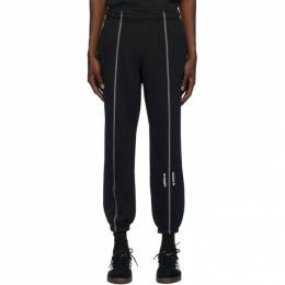 Adidas Originals Black Crew Lounge Pants GD9310