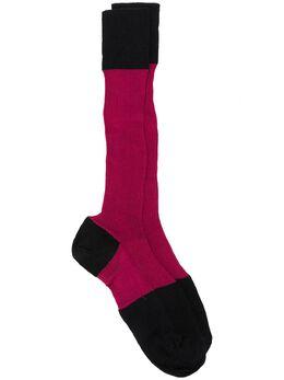Marni носки в стиле колор-блок SKMC0074Q0FS339