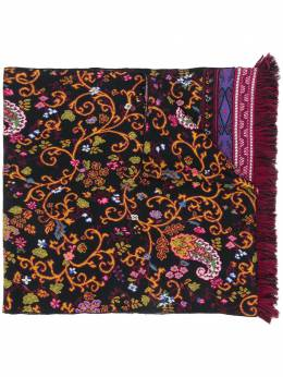 Etro floral paisley pattern scarf 170489830