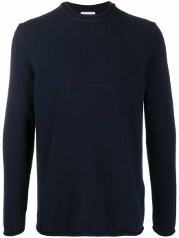 Moncler knitted crew neck jumper 9C73700A9380