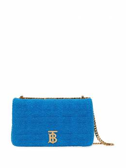 Burberry medium Lola quilted towelling bag 8033049
