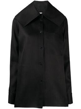 Nina Ricci рубашка с объемным воротником 20ACTO013SE1322U9000