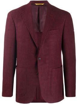 Canali фактурный пиджак 25275CU02737