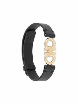 Salvatore Ferragamo double-sided Gancini bracelet 736760
