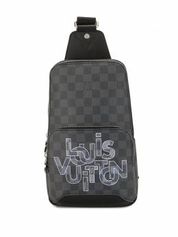 Louis Vuitton рюкзак pre-owned S/S Avenue Sling 2020-го года N40274