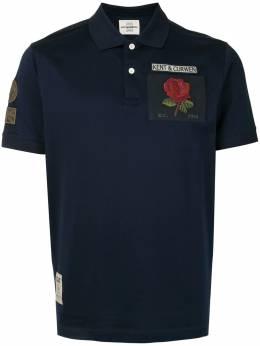 Kent & Curwen рубашка поло с логотипом K4100345I039