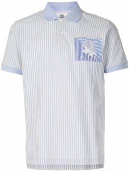 Kent & Curwen рубашка поло с нашивками K4100331I031