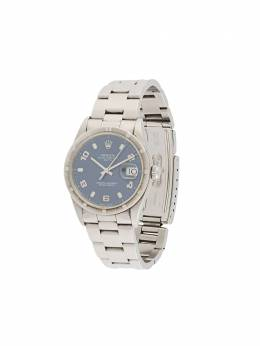 Rolex наручные часы Oyster Perpetual Date pre-owned WC15210
