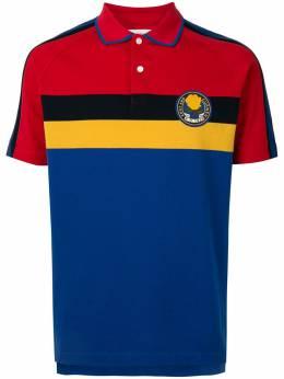 Kent & Curwen рубашка поло со вставками K4100342I075