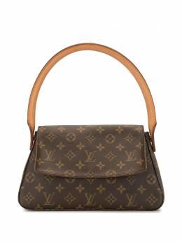 Louis Vuitton мини-сумка на плечо Looping 2002-го года M51147