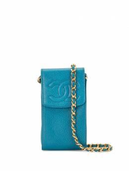 Chanel Pre-Owned сумка на плечо Pochette 1995-го года 39109