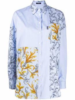 Versace рубашка с принтом A87267A236041