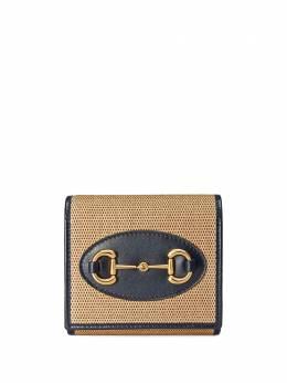 Gucci кошелек 1955 Horsebit 627073KHNSN