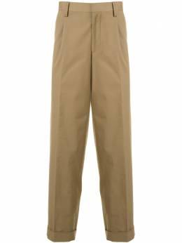 Kolor укороченные брюки со складками 20WCMP13113