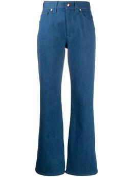 Chloe джинсы прямого кроя CHC20ADP05153