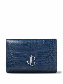 Jimmy Choo Varenne leather clutch bag VARENNECLUTCHCCL