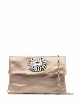 Jimmy Choo Titania jewelled clutch bag TITANIASAT