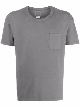 Visvim футболка с нагрудным карманом 0117205010015