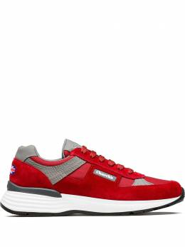 Church's contrast panel lace-up sneakers EEG0189ABU