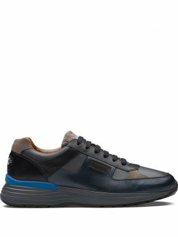 Church's contrast panel lace-up sneakers EEG0239AF6