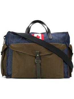 Dsquared2 дорожная сумка 'Canadian ' W17DF40931229