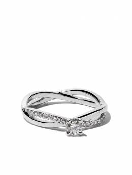 De Beers Platinum My First De Beers Infinity solitaire diamond ring J1FU10B02P