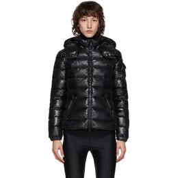 Moncler Black Down Bady Jacket F20931A5240068950