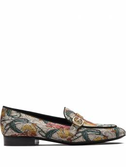 Church's Blanche floral patterned loafers DS00469AFR