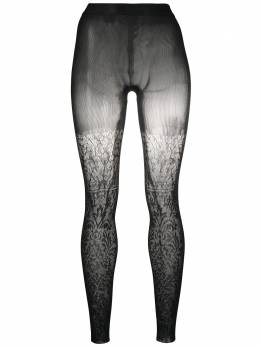 Wolford Alexa patterned tights 19275