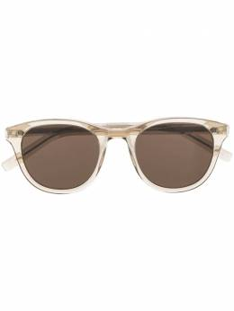 Saint Laurent tinted round-frame sunglasses 635970Y9901