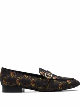 Church's Blanche floral patterned loafers DS00469ACB