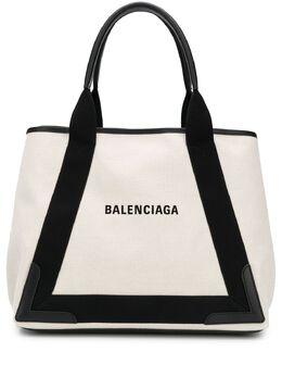 Balenciaga сумка Cabas среднего размера 581292AQ38N