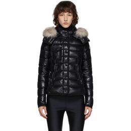 Moncler Black Down Armoise Jacket F20931A5390168950