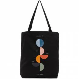 Saturdays Nyc Black United Tote Bag M32001TT02