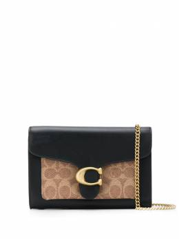 Coach Tabby monogram-print crossbody bag 86094
