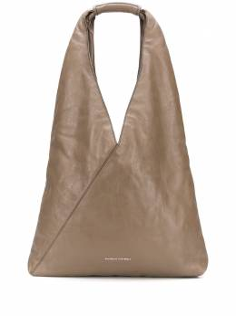 Brunello Cucinelli сумка на плечо со вставками MBOOD2184C5859