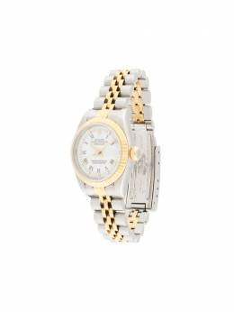 Rolex наручные часы Oyster Perpetual Datejust 25 мм pre-owned WC62523D18