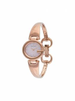 Gucci Pre-Owned кварцевые наручные часы Shima pre-owned WC1345