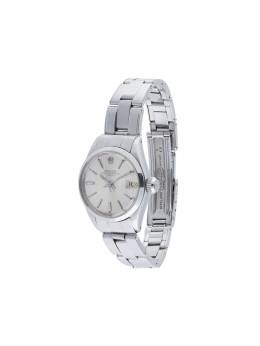 Rolex наручные часы Oyster Perpetual Date pre-owned WC46566