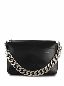 Kara chain-embellished clutch HB2790128