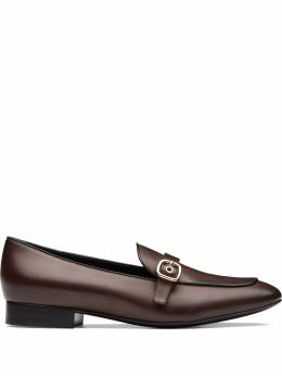 Church's Blanche buckle detail loafers DS00469AER