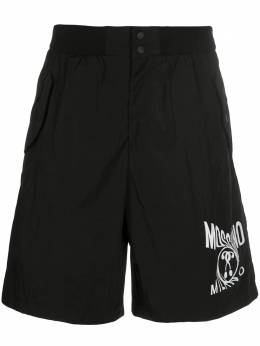 Moschino Question Mark shorts A03370221
