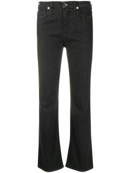 Love Moschino cropped flared jeans WQ45100S3446