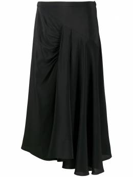No. 21 high-waisted draped skirt 20IN2M0C0515111