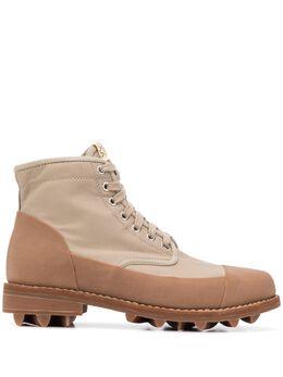Visvim ботинки Legion на шнуровке 0120102002005