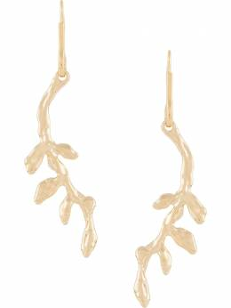Marni Nature hook earrings ORMV0189A0M2000