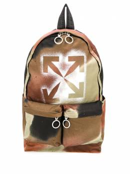 Off-White Arrows-logo backpack OMNB003E20FAB0036060