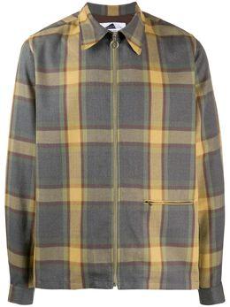 Anglozine клетчатая куртка-рубашка Yard AZ2004708