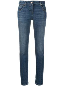 Brunello Cucinelli mid rise slim-fit jeans MP83PP5495C7793